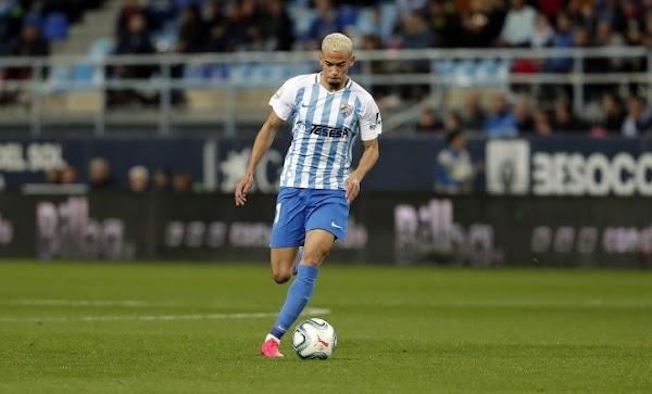 El Málaga hará ficha profesional a Hicham