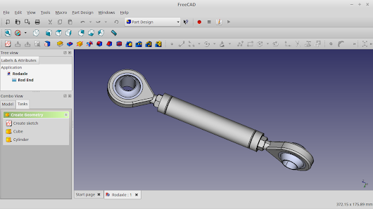 FreeCAD - An Introductory Technical Guide