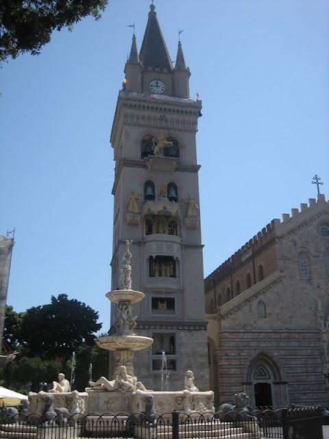 Campanario de la Catedral de Mesina