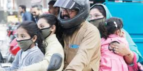 Government has made it mandatory to wear mask for 2 months