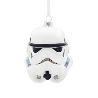 Star Wars Christmas Ornament Stormtrooper
