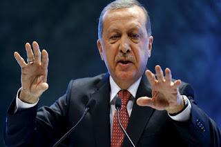 Presiden Turki Recep Tayyip Erdogan : Tentara Turki Masuk Suriah untuk Akhiri Rezim Assad - Commando