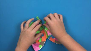 cara membuat kupu kupu dari kertas origami