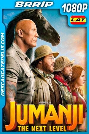 Jumanji: Siguiente nivel (2019) HD 1080p BRRip Latino – Ingles