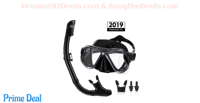 OUTERDO Snorkeling Set for Adults 33%OFF