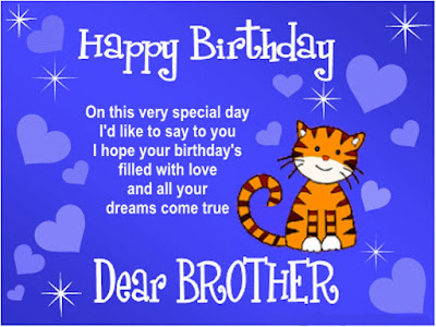 Happy Bday To Brother Whatsapp Dp