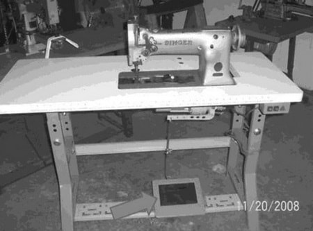 Sewing Machine Parts And Functions With Pictures Clothing Industry