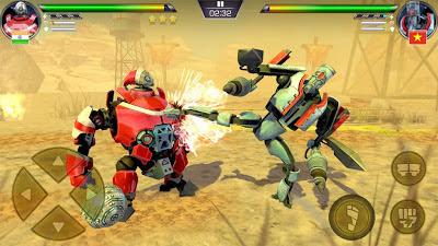 Clash Of Robots مهكرة