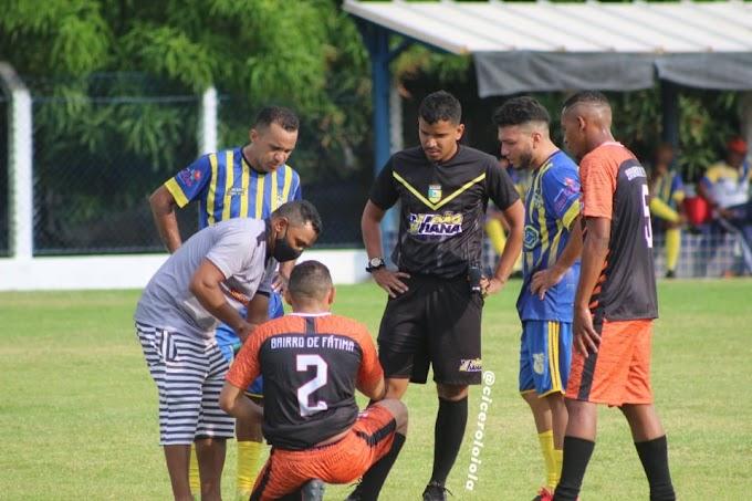 SUADO: Bairro de Fátima faz 1 a 0 no Pé do Morro e conquista primeiros pontos na Copa Cidade.