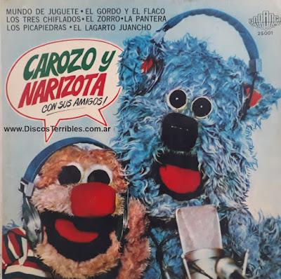 Carozo y Narizota