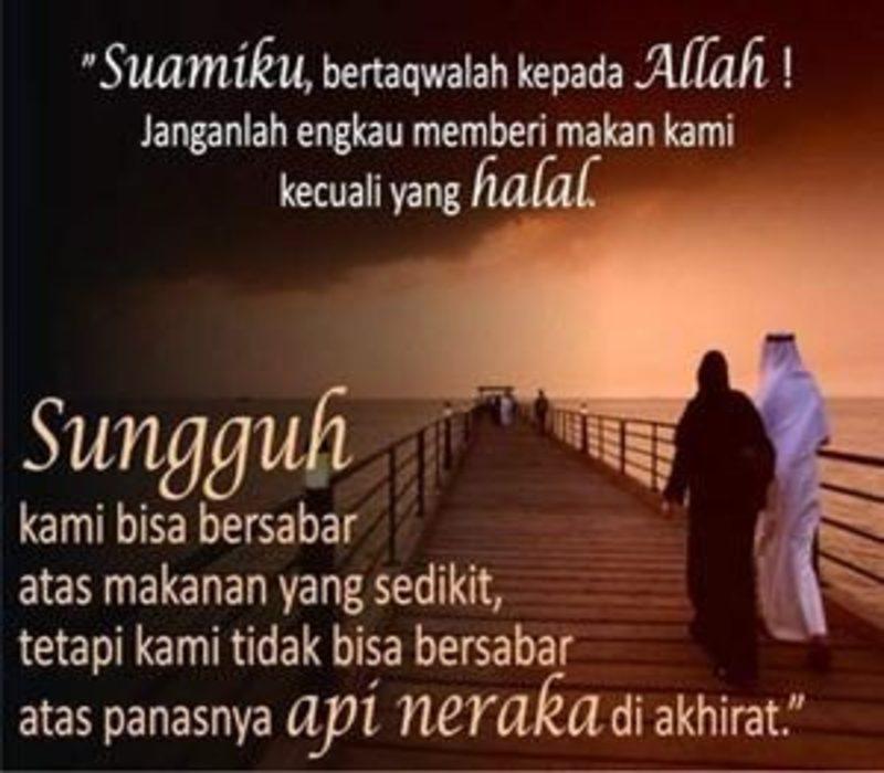 Kumpulan Dp Bbm Islami Terbaru Doa Untuk Suami - SiOhang.NET