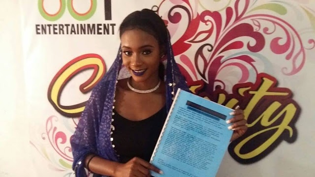 Queen Winifred Uduimoh and other Queens-Nigerian Queen 2016 Finally has officially signed The Nigerian Queen Org Contract