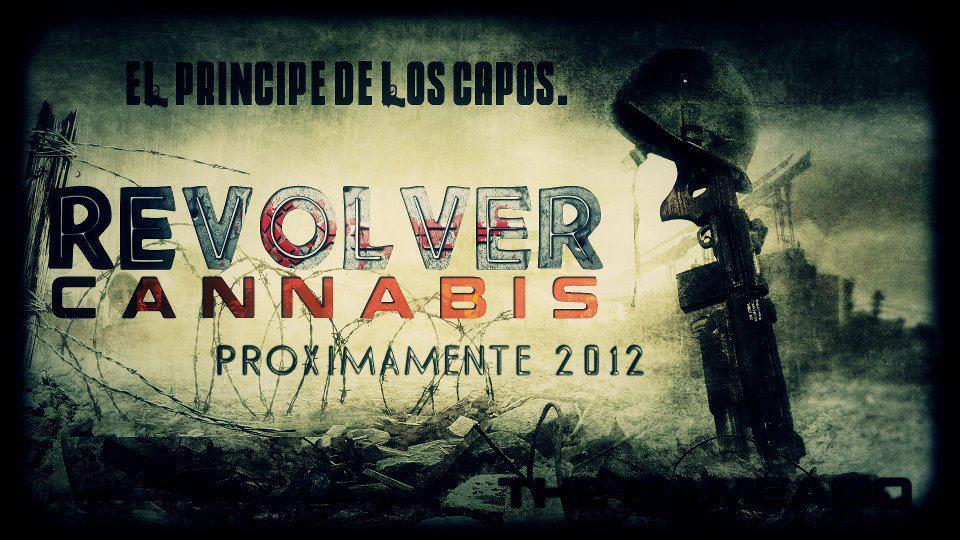 Revolver Cannabis - El Principe De Los Capos (Rodeo Mexicali Live) (2012)
