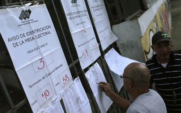 Encuestadores dicen que elección del domingo será cerrada y podría haber sorpresas (+Bertucci no tiene vida)