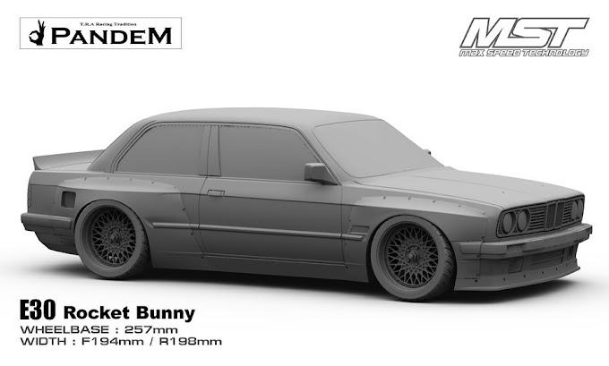 MST BMW M3 E30