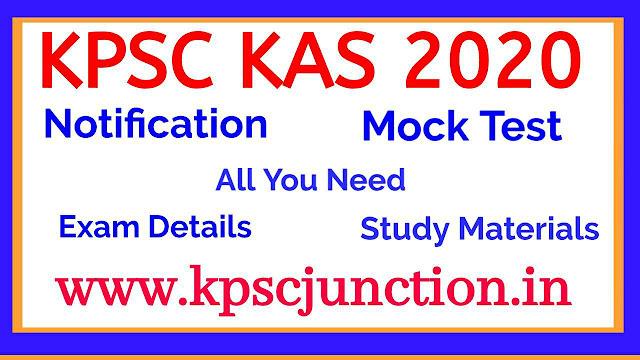 KPSC KAS 2020: Karnataka PSC Application Form, Eligibility, Syllabus, Exam Date