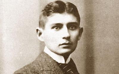 صورة شخصية للكاتب الألماني فرانز كافكا
