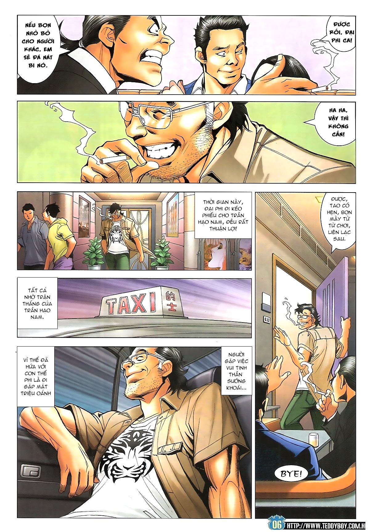 Người Trong Giang Hồ - Chapter 1630: Giang Hồ Đại Gia Tỷ - Pic 5