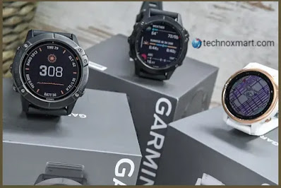 Garmin Instinct, Fenix 6 Pro Solar-Powered Smartwatch Launched In India: Check All Details Below
