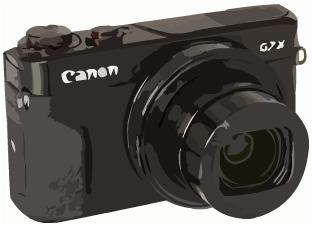 Memory Card error Canon g7x dan canon g7x Mark ii