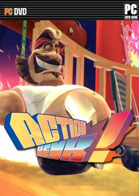 Action Henk PC Full | Descargar ISO [MEGA]