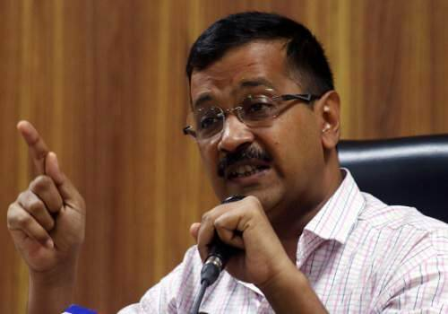 BJP crushing all voices of dissent in Gujarat: Kejriwal