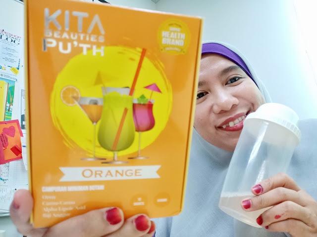 Kita Beauties Pu'th: Minuman Campuran Botani Mengimbangi Nutrisi Badan