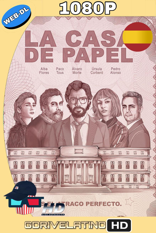 La casa de papel (2017) Temporada 1 NF WEB-DL 1080p (Castellano) MKV
