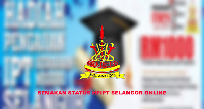 Semakan Status HPIPT Selangor 2020 Online