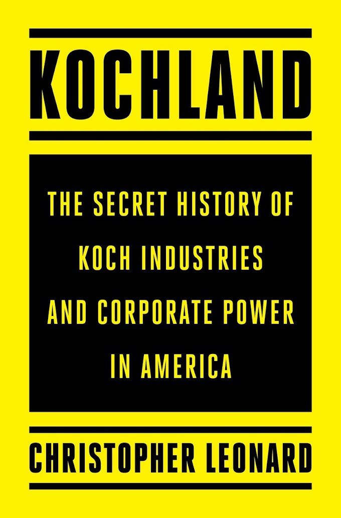 [Free Book] Kochland By Christopher Leonard Free PDF Download