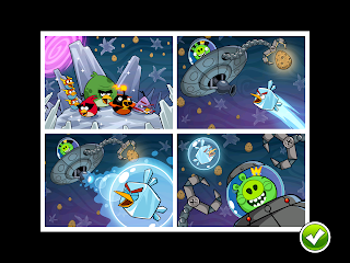 ANGRY BIRDS SPACE Cover Photo