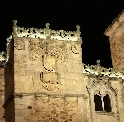 palacio, Golfines, Cáceres