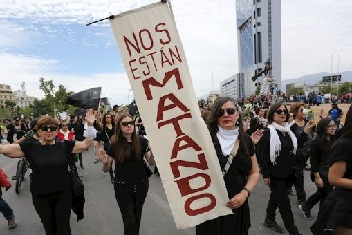 ONU reporta 32 niños heridos por represión a protestas en Chile