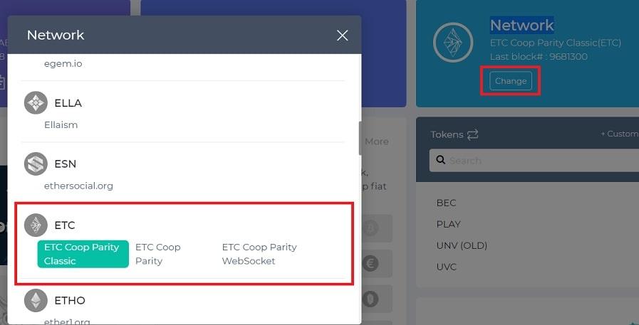 Comprar Criptomoneda Ethereum Classic ETC