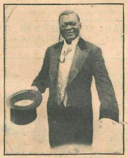 Eduardo Sebastião das Neves e a serenata para Santos Dumont.