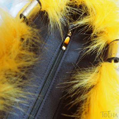 #innywymiarszycia, #newsewingdimension, Washpapa, washable paper, vegan leather, honeycomb, golden, faux fur, shoulder bag, deer, polyester, waterproof, fireworks, jelonek, jeleń, jelenioza, vegan bag, black,