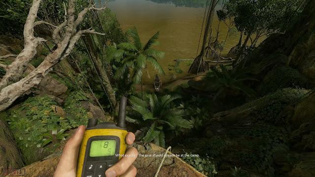 Screenshot Gameplay Green Hell PC