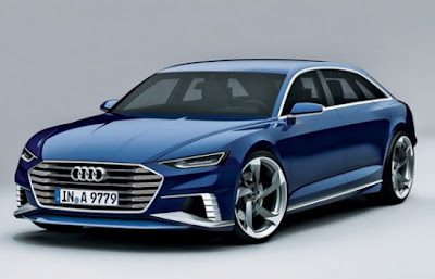 Audi Prologue Avant Car HD Wallpaper