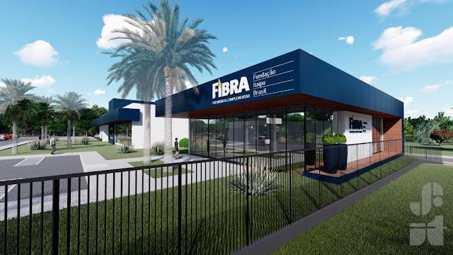 Migração completa: Fibra, uma das fundações da Itaipu, já está em Foz do Iguaçu, centro de comando da usina
