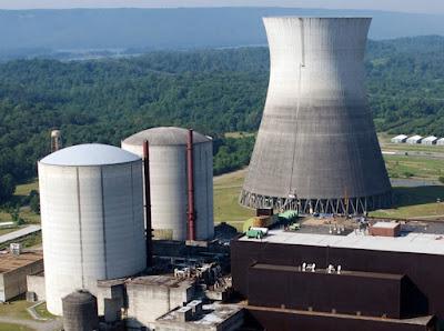 Penggunaan Radioaktif Sebagai Pembangkit Listrik Tenaga Nuklir