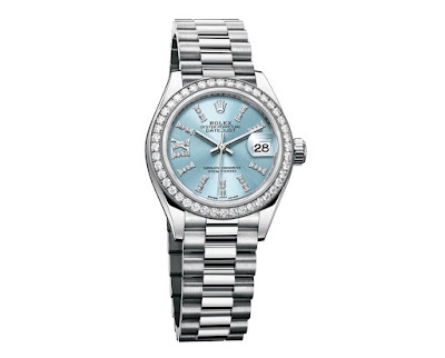 Photo of Rolex Lady Datejust 28 (photo: Rolex)
