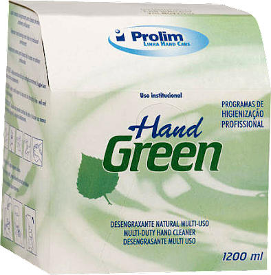 JABON HAND GREEN