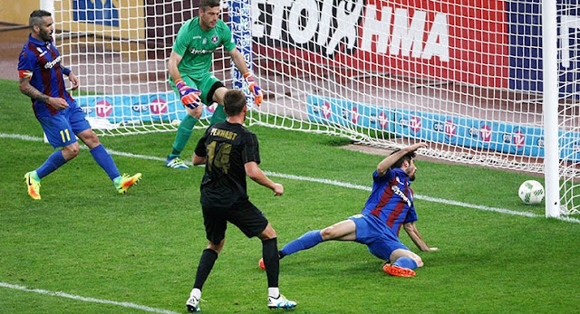 Videos από την νίκη της ΑΕΚ επί της Κέρκυρας με 4-0