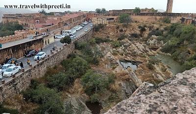 जयगढ़ किले (Jaigarh fort) की यात्रा