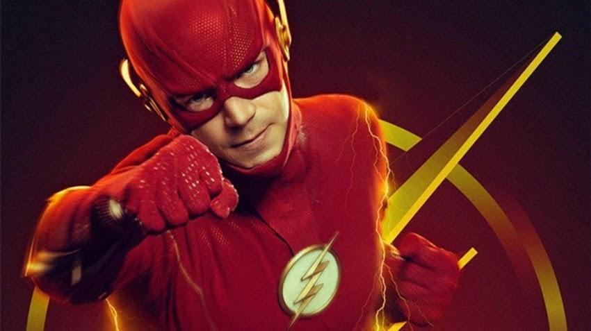 La septima temporada de The Flash reanuda el rodaje 7 después de que COVID-19 cerró la producción