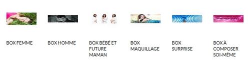 choix box beauté
