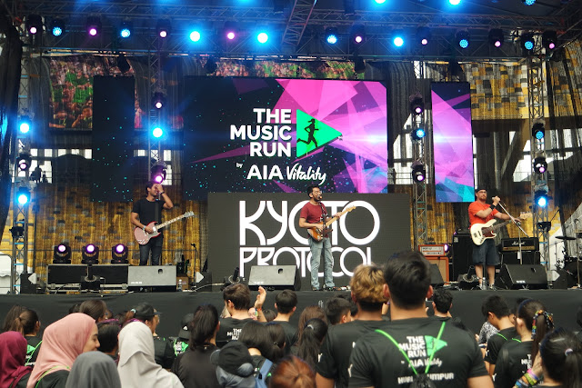 the music run by aia vitality kyoto protocol
