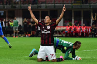 Carlos Arturo Bacca Ahumada AC Milan