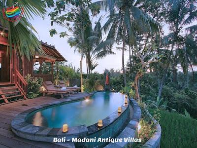 Bali - Madani Antique Villas