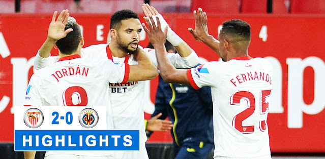 Sevilla vs Villarreal – Highlights